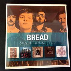 BREAD Original Album Series 5 CD Digipak Series Brand NEW