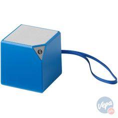 Bullet Sonic Bluetooth® luidspreker met ingebouwde microfoon blauw