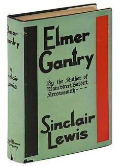 sinclair lewis bool covers | Books and First Editions: Sinclair Lewis - Articles about rare books ...