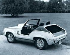 Jeep Concept Car (1969) What?!