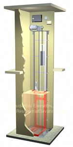 Otis launches sustainable residential elevator for Home elevators direct