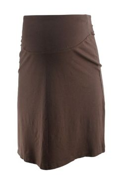Deep Brown Isabella Oliver Maternity Casual Maternity Skirt (Gently Used - Size - Motherhood Closet - Maternity Consignment Maternity Skirt, Casual Maternity, Designer Maternity Clothes, Pregnancy Wardrobe, Deep Brown, Boutique, Skirts, Closet, Fashion