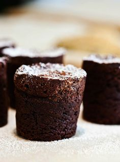 chocolate bouchons.  mark weinberg photography