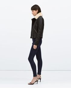 Image 1 of SUPERSOFT 1-POCKET JEANS from Zara