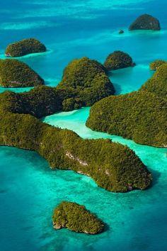 Green Islands, Papua New Guinea