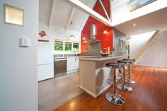 Property, House and Real Estate Photography Real Estate Photography, Auckland, Feels, Kitchen, House, Furniture, Home Decor, Cuisine, Homemade Home Decor