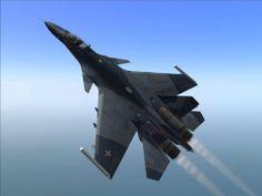 ♠ SU-33 #Aircraft #Military #Jet