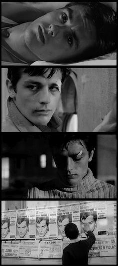 Rocco e i Suoi Fratelli (Rocco and his brothers), 1960 (dir. Luchino Visconti)