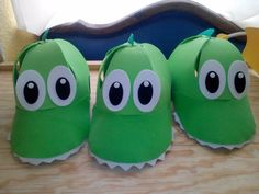 Dinosaur Theme Preschool, Dinosaur Hat, Dinosaur Crafts, The Good Dinosaur, Kids Crafts, Preschool Crafts, Diy And Crafts, 2nd Birthday Boys, Dinosaur Birthday Party