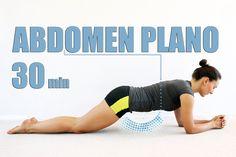 Nuevo programa de ejercicios para LOS PRINCIPIANTES! Esta rutina es para entrenar tus ABDOMINALES, una entretenida rutina de cardio de 30 min para quemar gra...