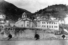 Ordu - Taşbaşı, 1930'lar  Rum kilisesi ve okulu