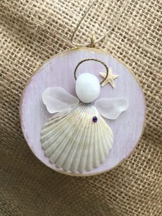 A personal favorite from my Etsy shop https://www.etsy.com/listing/517369323/beachcomber-angel