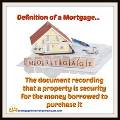 definition of mortgage rates