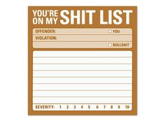 If only I could attach these to prescriptions of patients who piss me off...