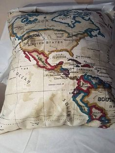 Shopping bag tote bag forest theme beach bag unique bag diaper large cushion world map cushion geographic pillow gumiabroncs Images