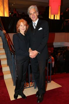 Sigrid Klausmann-Sittler Photos - Walther Sittler and Sigrid Klausmann-Sittler pose during the premiere of the musical 'ROCKY - The Musical' at Stage Palladium Theater on November 2015 in Stuttgart, Germany. Stuttgart Germany, Theater, Musicals, Stage, November, Poses, Actresses, November Born, Figure Poses