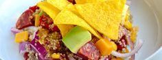 Makkelijke Maaltijd: Mexicaanse quinoa salade | Uit Pauline's KeukenUit Pauline's Keuken
