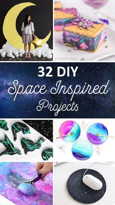 32 DIY Space Inspired Projects that are Out of this World 32 DIY Space Inspired-Projekte, die nicht von dieser Welt. Arts And Crafts For Adults, Arts And Crafts House, Fun Arts And Crafts, Fun Crafts For Kids, Arts And Crafts Movement, Arts And Crafts Projects, Diy For Kids, Diy Crafts, Diy Projects