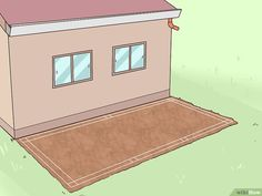 How to Add a Lean To Onto a Shed. When your shed or other storage building no longer provides enough room, you can add additional storage if you add a lean-to onto a shed. If the existing shed is structurally sound and has an exterior wall. Backyard Sheds, Backyard Patio, Backyard Landscaping, Garden Sheds, Lean To Shed Plans, Diy Shed Plans, Shed Storage, Built In Storage, Lean To Roof