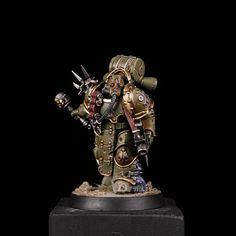 Death Guard Colour Scheme - Death Guard Green