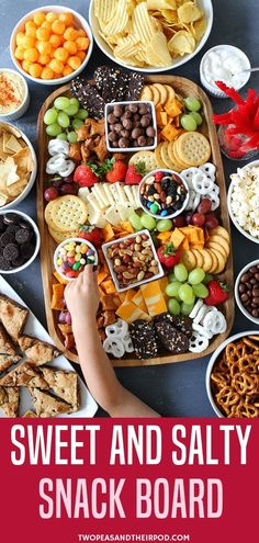 815 top party food for a crowd images in 2019 recipes appetizer rh pinterest com