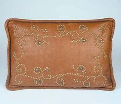 Perfect Tortuga Baby Western Pillow Double D Ranch Pillows