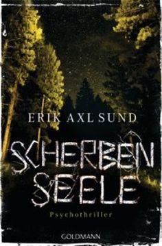 lenisvea's Bücherblog: Scherbenseele von Erik Axl Sund