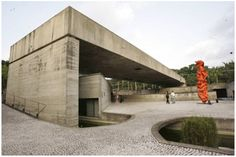 antonio luceni: MUBE (Museu Brasileiro de Escultura) - Paulo Mendes da Rocha