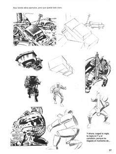 Aprende A Dibujar Comics 10 Volumenes Aprende A Dibujar Comic Dibujar Comic Cómics