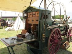 The Will Rogers Days Chuck Wagon Cook-Off in Claremore, Oklahoma serves up some delicious country recipes served just like they were in the days of cattle drives.