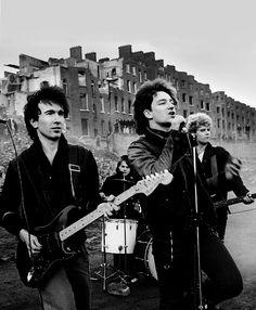 U2 celebra sus 40 años de historia