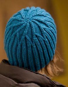 Sakura Hat Pattern - Knitting Patterns