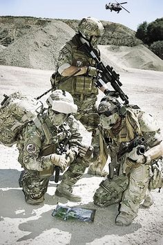 The Ghost Recon Team   Delta Company, 1st Battalion, 5th Special Forces Group (Tier 1 Special Operations Force of the United States Army)