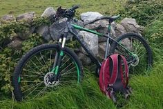 Ireland's Premier Online Bicycle Register: Stolen Bike - Cube Analog