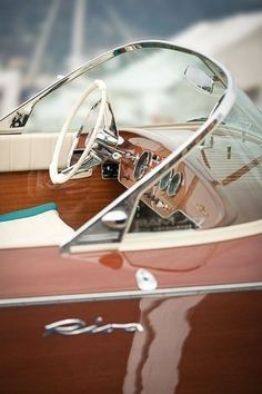 Glue And Stitch Boat Plans Yacht Design, Boat Design, Design Design, Riva Boot, Riva Yachts, Wooden Speed Boats, Chris Craft Boats, Classic Wooden Boats, Boat Projects