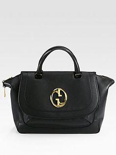 Gucci Gucci 1973 Medium Top Handle Bag