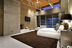Arcadia Suburban Modern | Master Bedroom - modern - bedroom - phoenix - DrewettWorks