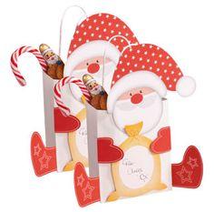 Einen kleinen nikolaus basteln winter weihnachten pinterest kindergarten - Basteln zu nikolaus im kindergarten ...