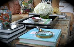 Coffee tables: Love them, they explain so much about a person