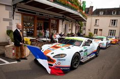 Le Mans - Aston Martin Hôtel de France La Chartre-sur-le-Loir - 06