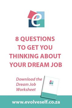 When was the last time you actually sat down and seriously thought about your dream job? When you are ready to take some action, download this printable worksheet and get down to business. #jobs #dreamjob #curriculum vitae #resume #cv #career Cv Writing Tips, Cv Writing Service, Writing Services, Unhappy At Work, Great Cover Letters, Getting Into Medical School, Resume Cv, Job S, Printable Worksheets