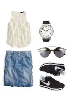 Summer outfit for NYC