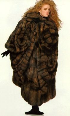 Fendi Russian Sable Fur Coat