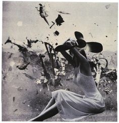 Toshiko Okanoue - Wind-Pollinated Flower, 1955 drop of dream