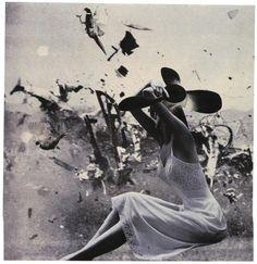 Toshiko Okanoue - Wind-Pollinated Flower, 1955 drop of dream