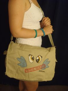 Derpy Hooves Messenger Air Mail Bag: My Little Pony Friendship is Magic
