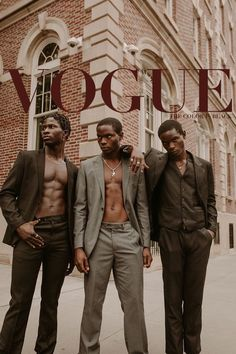 Photography Poses For Men, Editorial Photography, Portrait Photography, Mens Photoshoot Poses, Photoshoot Concept, Photoshoot Themes, Black Boys, Black Men, Vogue Magazine Covers