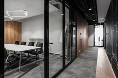 Inside ESET's Elegant New Krakow Office - Officelovin'