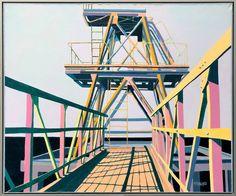 Andris VĪTOLIŅŠ | Latvian | b. Latvia 1975    Liepāja - Karaosta, 2004
