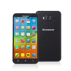 "Lenovo A916 Smart Phone Android 4.4 MT6592M + 6290 Octa Core 5.5"" TFT Screen 4G 1GB RAM 8GB ROM 2MP 13MP Dual Cameras Black"